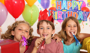 Boy birthday party themes