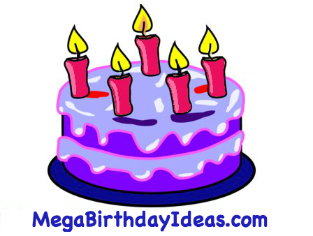 MegaBirthdayIdeas.com - Birthday